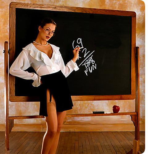 Professora sexy